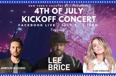 Lee Brice Summer Concert Series