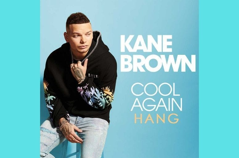 Win Your Way Into The Kane Brown 'Cool Again' Hang'