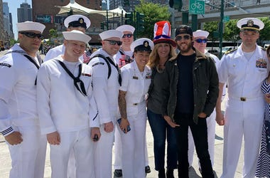 Kelly Ford, Chris Janson, Sailors