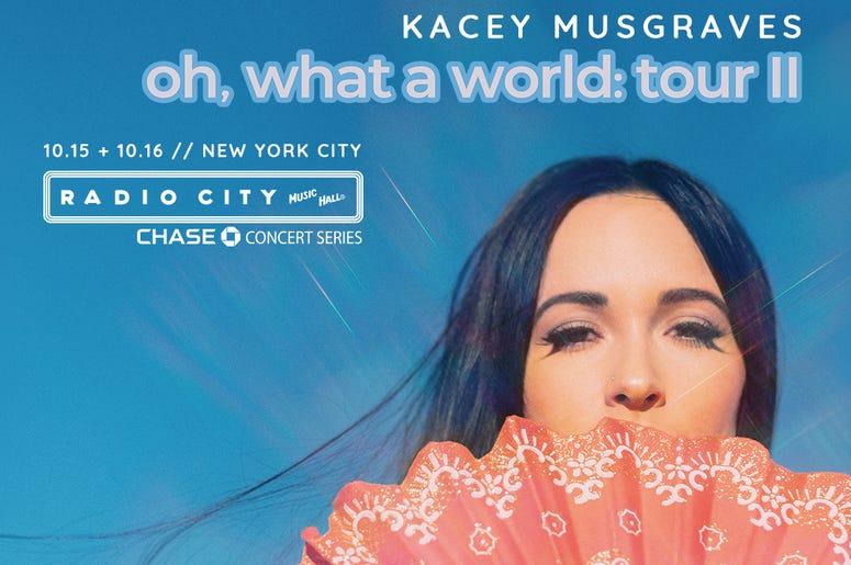 Kacey Musgraves Tour 2019