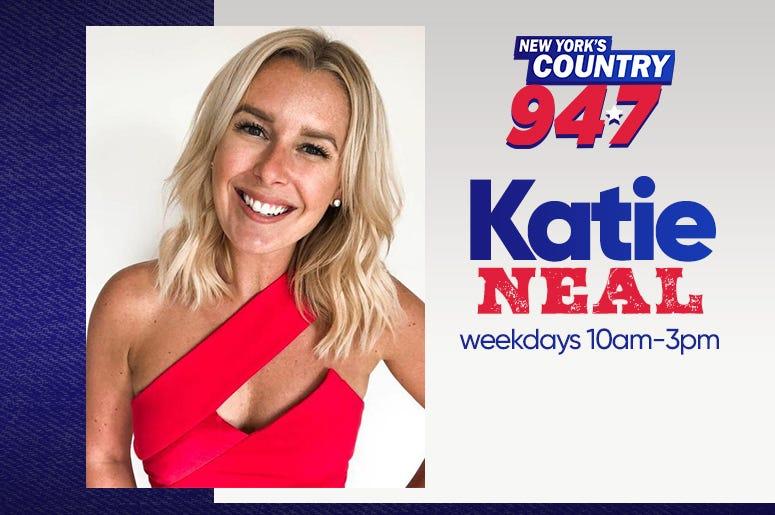 Katie Neal weekdays 10am - 3pm