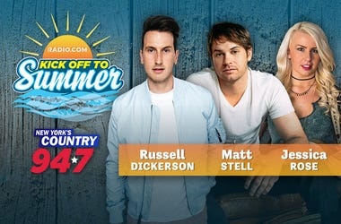 RADIO.COM Kick Off To Summer Lineup