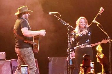 Randy Houser & Miranda Lambert