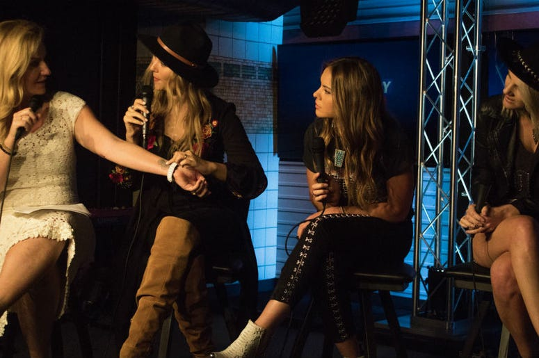 Runaway June with Kelly Ford