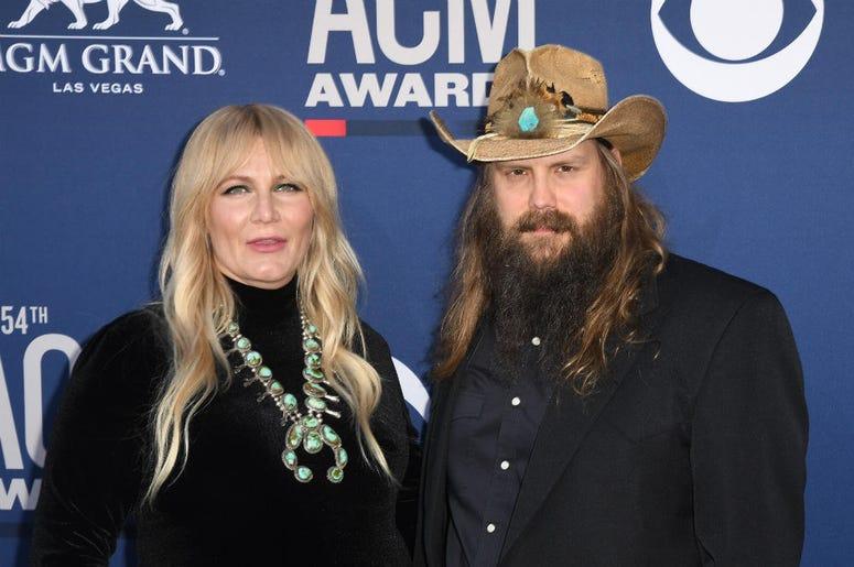 Christ Stapleton & Wife Morgane