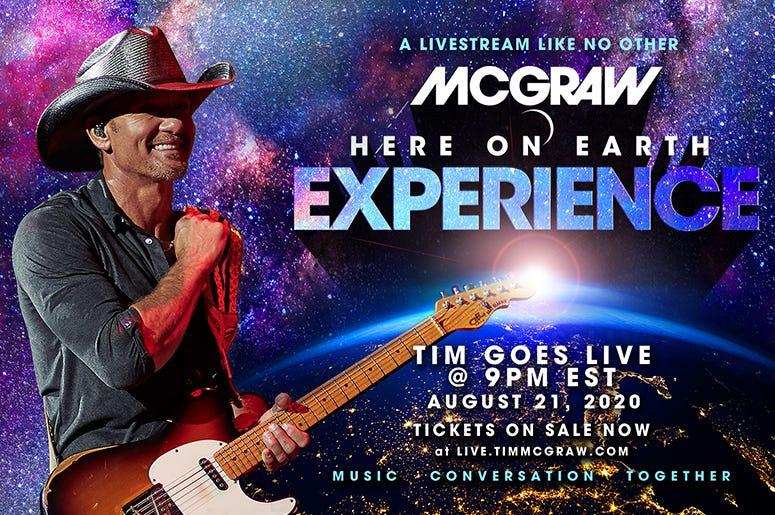 Tim McGraw Experience