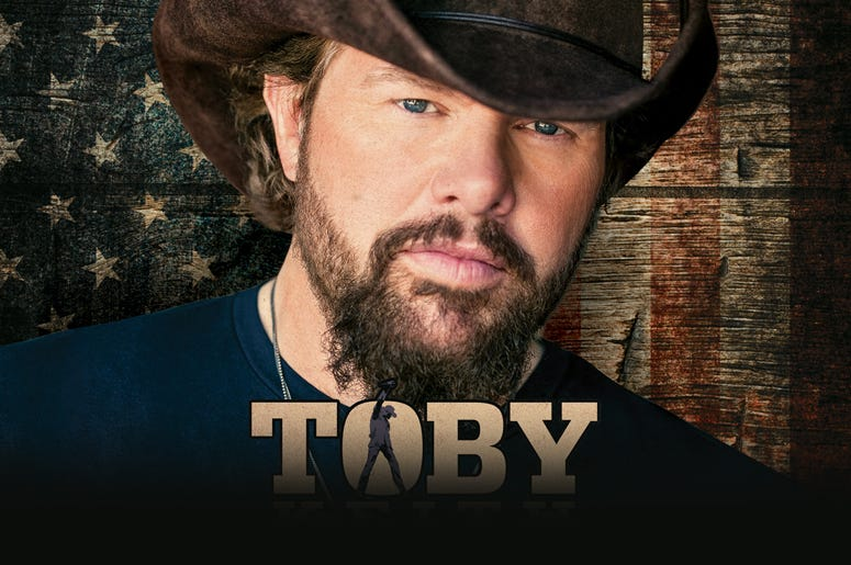 Toby Keith Tour DL