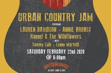 Urban Country Jam