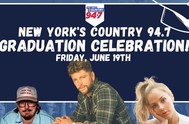 "New York's Country 94-7 ""Graduation Celebration"""