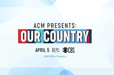ACM Our Country Logo