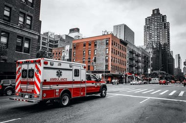 ambulance in NYC