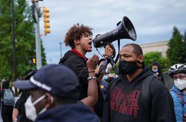 Detroit Protests
