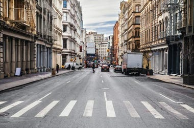 quiet nyc street