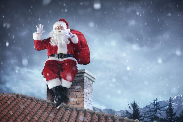 Postal Service Releases Santa S Address New York S Country 94 7