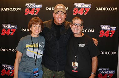 Rodney Atkins Meets Fans At 'Up Close & Country' in the RADIO.COM Theatre