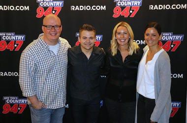 Hunter Hayes Meet & Greet - Radio.com Theater