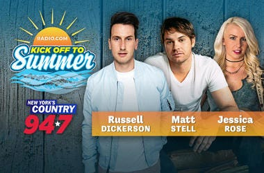 RADIO.COM Kick Off To Summer Lineup