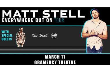 Tri State Big Three Matt Stell