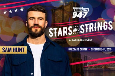 Sam Hunt Stars Strings