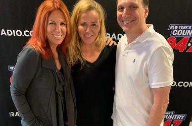 Victoria Shaw, Brad Fuss, Kelly Ford