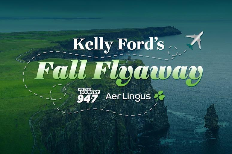 Kelly Ford's Fall Flyaway