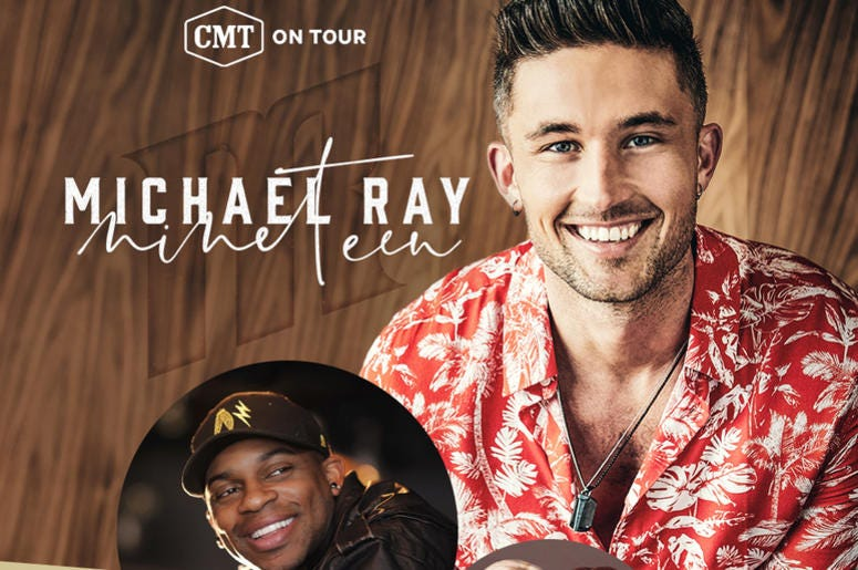 Michael Ray Tour 2019