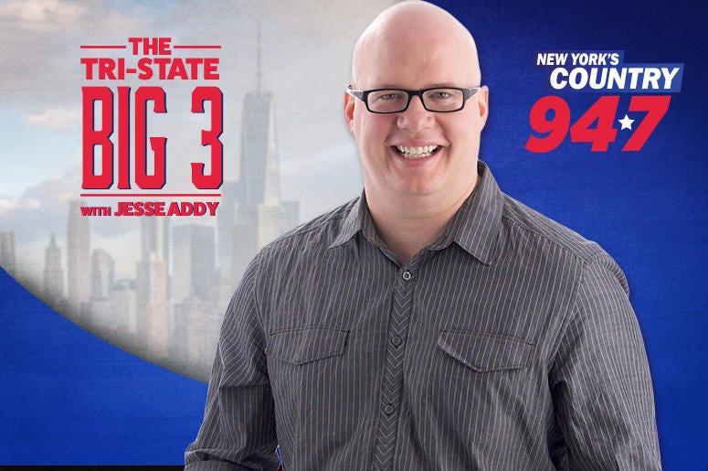 Tri-State Big 3 with Jesse Addy