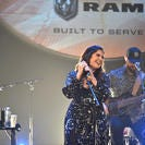 Lady Antebellum performs on stage in Detroit