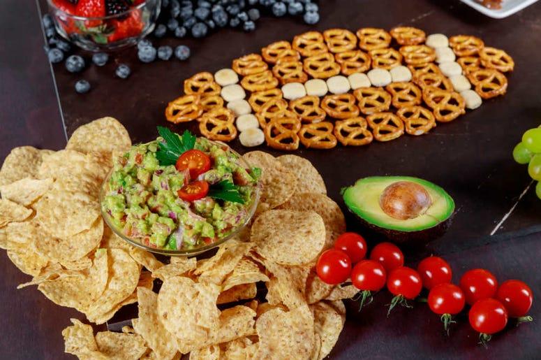football snack food