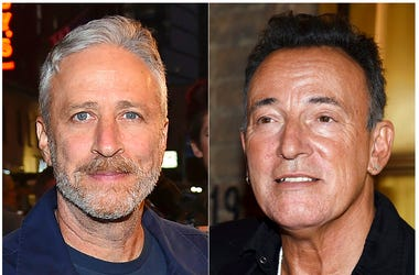 Jon Stewart/Bruce Springsteen