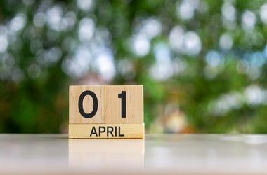 April 01