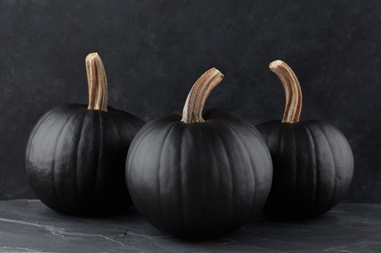 they're just pumpkins