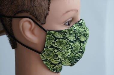 face masks fashion