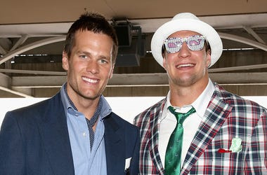 Tom and Gronk