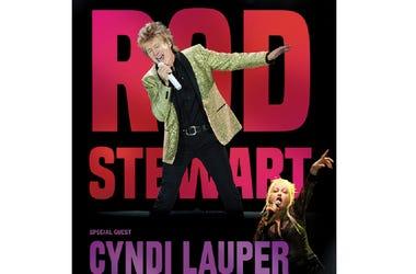 Rod Stewart & Cydi Lauper