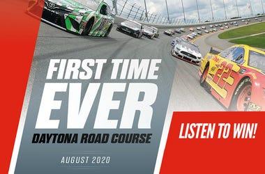 Daytona Road Course Listen to Win