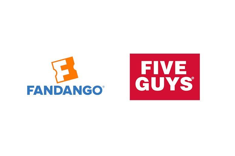 Fandango and Five Guys