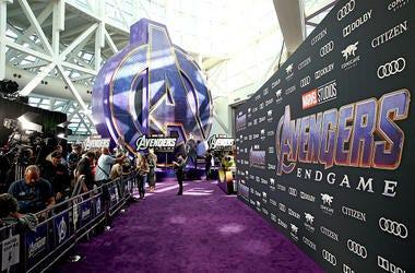 Avengers Endgame premier