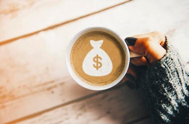 coffee money