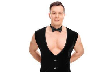 sexy butler
