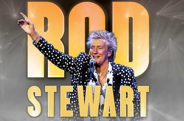 Rod Steward Announcement