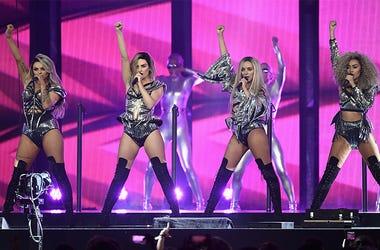 Little Mix Ex Performance