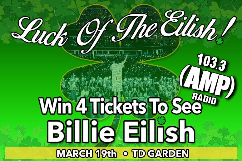 Luck Of The Eilish