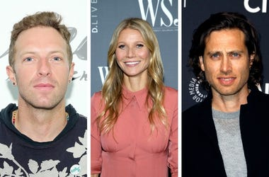 Chris Martin, Gwyneth Paltrow, Brad Falchuk