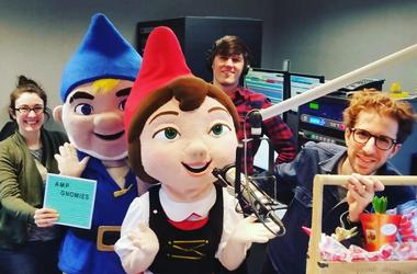 The TJ Show & the Gnomes