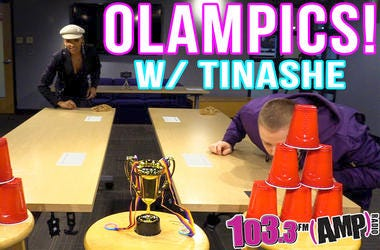 OLAMPICS! Tinashe vs. JD