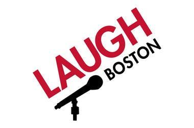 Laugh Boston Logo