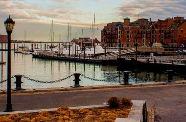Boston Boat Harbor