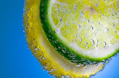 Lemon Lime Seltzer