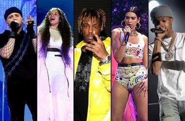 Billboard Music Awards Top New Artist